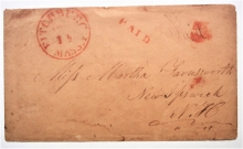 fitchburgh-massachusetts-stampless-cover-to-new-ipswich-new-hampshire