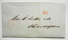 boston-massachusetts-1847-express-mail-stampless-folded-letter-to-philadelphia