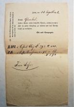 zurich-switzerland-1843-customs-inspection-mark-on-form-for-goods-to-wohlen
