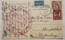 Zeppelin-postcard-1929-New-York-to-Friedrichhafen-around-the-world-postal-history-flight