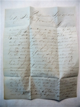 willimantic-connecticut-1850-stampless-folded-letter-to-hartford