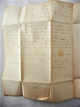 new-london-connecticut-1835-stampless-folded-letter-to-connecticut congressman-elisha-haley