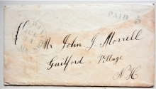 north-danvers-massachusetts-1855-stampless-cover-with-content-to-gilford-new-hampshire