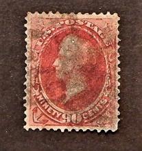 united-states-scott-#191-used-stamp