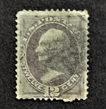 united-states-scott-#151-used-stamp