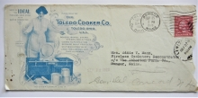 toledo-ohio-1920-toledo-cooker-advertising-postal-history-cover-with-blue-art