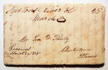 saxtons-river-vermont-1828-postal-history-stampless-folded-letter-to-charlestown-illinois-mgjpostalhistory