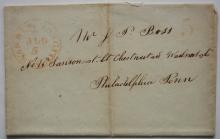 washington-city-dc-1845-stampless-folded-letter-to-philadelphia