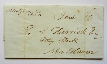 stratford-connecticut-1842-manuscript-stampless-folded-letter