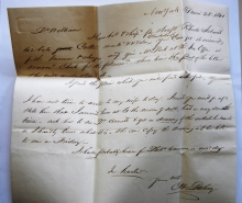 providence-rhode-island-1841-stampless-folded-letter-bales-of-cotton