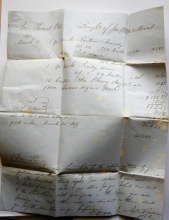boston-massachusetts-1849-stampless-folded-letter-to-new-bedford-liquor-shipment