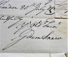 1829-stampless-folded-letter-gideon-snow-boston-dispensary-to-parker-cleaveland-bowdoin-college