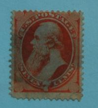 us.scott.149.postage.stamp.7.cent.stanton.used