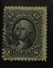 scott.69.postage.stamp.12.cent.washington.used