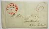 fall-river-massachusetts-1845-stampless-folded-letter-to-pawtucket-rhode-island