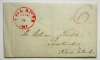fall-river-massachusetts-1845-stampless-folded-letter-to-pawtucket-rhode-island