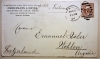 new-york-city-1870-to-woodstock-connecticut-postal-history-cover-with-6-cent-banknote