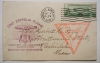Zeppelin-cover-October-4-Friedrichhafen-to-Chicago-via-Rio-de-Janeiro-postal-history-flight-with-C-18-stamp