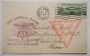 Zeppelin-cover-October-4-Friedrichhafen-to-Chicago-via-Rio-de-Janeiro-postal-history-flight-with-C-18-stamp