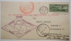 Zeppelin-flight-card-South-America-flight-1930-postal-history-card-to-Switzerland-with-C-13-stamp