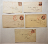 united-states-lot-of-5-early-boston-covers-with-paid-cancels
