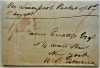 dublin-ireland-1835=transatlantic-stampless-folded-letter-to-new-york-city-regarding-irish-immigrants