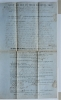 westborough-maine-1853-property-deed-john-bowdoin-to-george-came