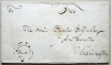 kingston-dudley-stampless-folded-letter-postal-history
