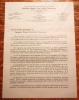 CHICAGO ILLINOIS -- EPHEMERA -- 1932 MIDDLE WEST UTILITIES COMPANY LETTER TO STOCKHOLDERS