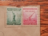 NEW YORK TELEPHONE COMPANY PERFIN STAMPS ON 1941 COVER - POSTAL HISTORY