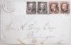postal+history+stampless Iowa