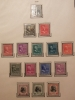 PRESIDENTIAL SERIES (SCOTT 803-834) COMPLETE NEVER HINGED MINT STAMP SET WITH COILS