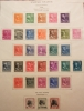 PRESIDENTIAL SERIES (SCOTT 803-834) COMPLETE AND USED - STAMPS FOR COLLECTORS