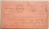 WASHINGTON DC POST OFFICE 1902 REGISTRY RETURN RECEIPT - POSTAL-HISTORY